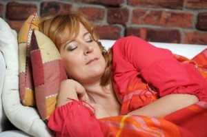 Do you sleep quickly, do you feel good about your day?